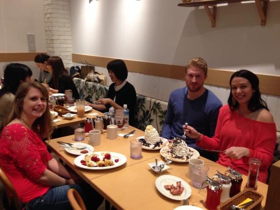Breakfast_Osaka